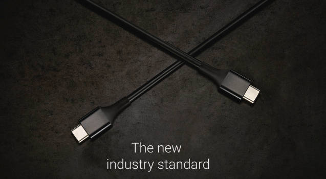 USB TYPE -C is the future.